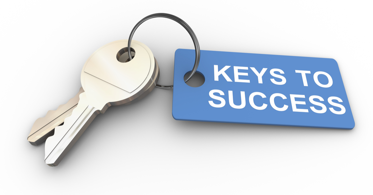 Two Keys to Success
